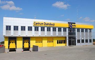 Centrum Dystrybucji Grodno w Małopolu