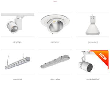 produkty z katalogu firmy Cora