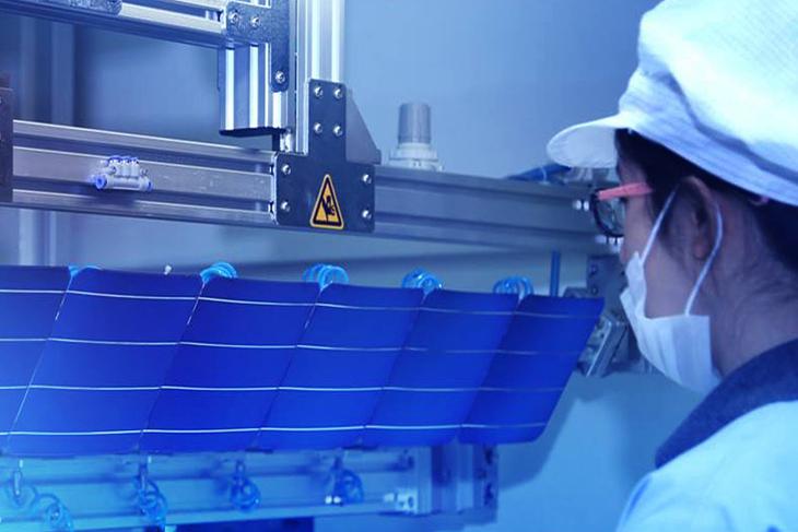 LERRI Solar została uznana za dostawcę pierwszego poziomu