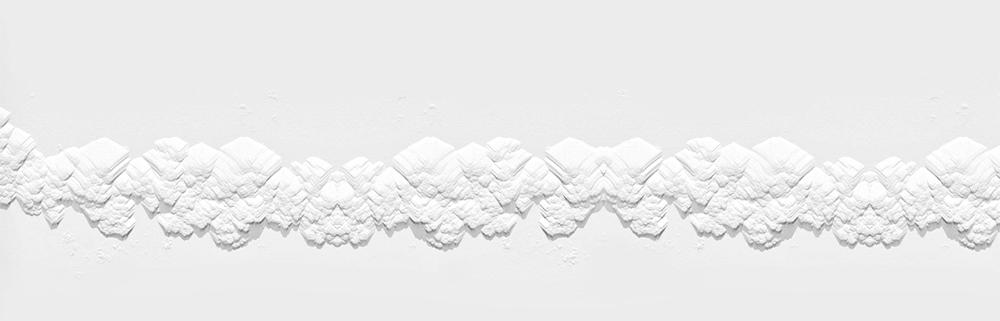 Fot. Submikronowe linie przewodzące wytwarzane z ogólnodostępnych, elastycznych materiałów