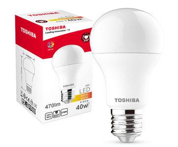 Candellux rozpoczął sprzedaż Toshiba