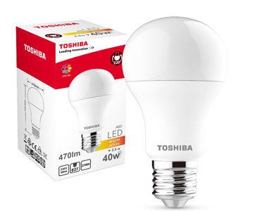 Toshiba w marketach
