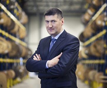 Andrzej Jurczak, prezes Grodno SA