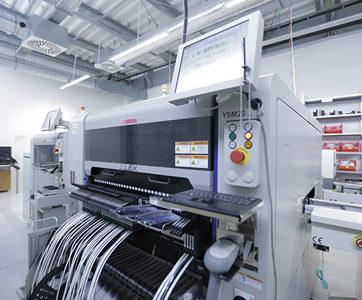 Nowa linia technologiczna w centrum inżynieryjno-produkcyjnym APS Energia