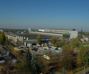 Fabryka ABB w Łodzi