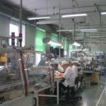 hala produkcyjna Relpol SA w Żarach