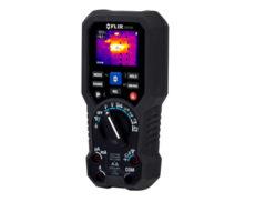 Firma FLIR przedstawia termowizyjny miernik uniwersalny FLIR DM166 TRMS z funkcją IGM