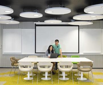 Philips oświetlił biuro innogy