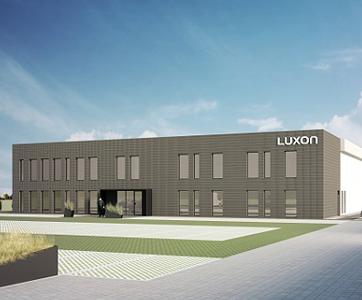 Projekt nowej siedziby firmy Luxon