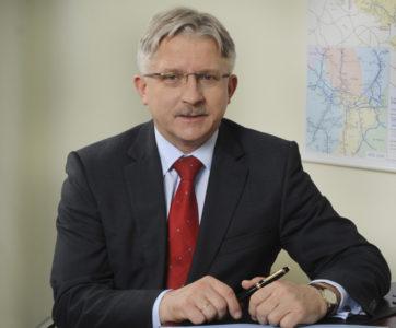 Roman Przybył, prezes Elektrobudowy SA