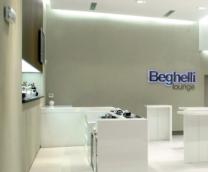 Stoisko firmy Beghelli