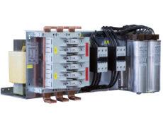 System kompensacji mocy biernej firmy FRAKO