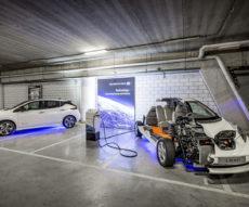 Baterie z pojazdów elektrycznych