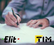 Podpisanie umowy TIM SA i ELIT SA