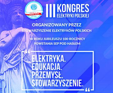 3 Kongres Elektryki Polskiej SEP