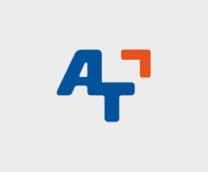 A-T logo