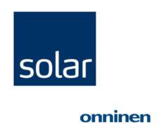 logo SOLAR i ONNINEN