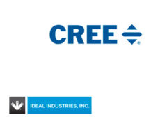 logo firm Cree i Ideal Industries, Inc.