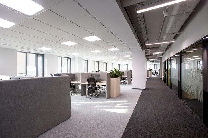 Realizacja ES-SYSTEM, Sagittarius Business House