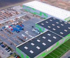 centrum dystrybucyjne kaczmarek Electric w Powodowie