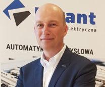 Dariusz Kwieciński prezes Kwant