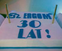 gala jubileuszowa Ergom 30 lat