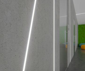 profile LED liniowe
