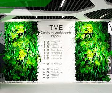 centrum logistyczne TME