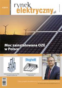 Rynek Elektryczny wrzesień 2019 okładka