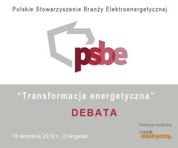 debata PSBE Energetab 2019