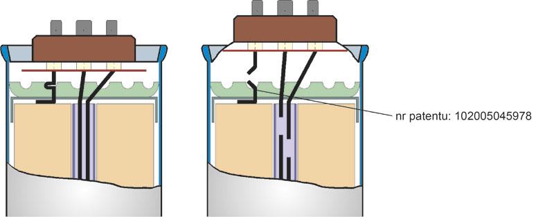 bezpiecznik nadciśnieniowy w kondensatorach Frako